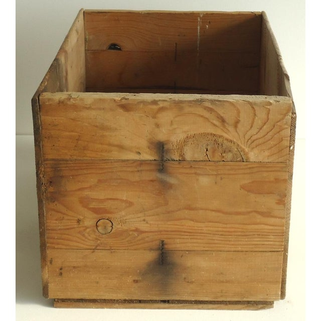 Vintage Tulip Apple Crate - Image 5 of 7