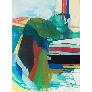 Meredith C. Bullock Original Abstract Painting