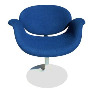 Pierre Paulin Midi Tulip Chair With Original Upholstery