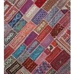 Image of Red Multi-Purpose Vintage Panel