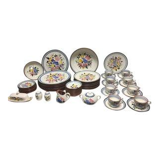 Stangl Fruit & Flowers Vintage Dinnerware