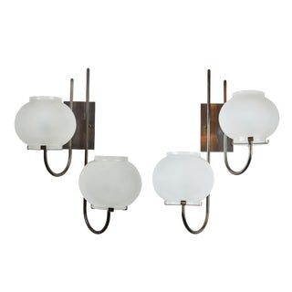 Pair of Sconces by Gino Sarfatti for Arteluce