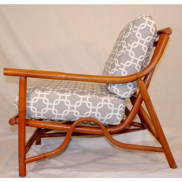 Ritts Tropitan Mid-Century Bamboo Sofa - Image 4 of 6