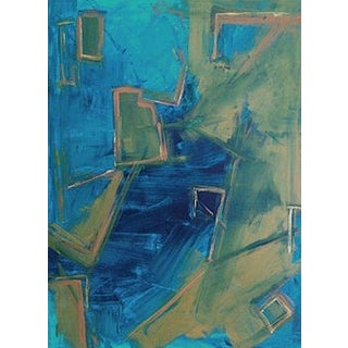 "Linnea Heide ""Utah"" Original Abstract Painting"