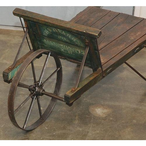 New England Painted Wheelbarrow - Image 7 of 7