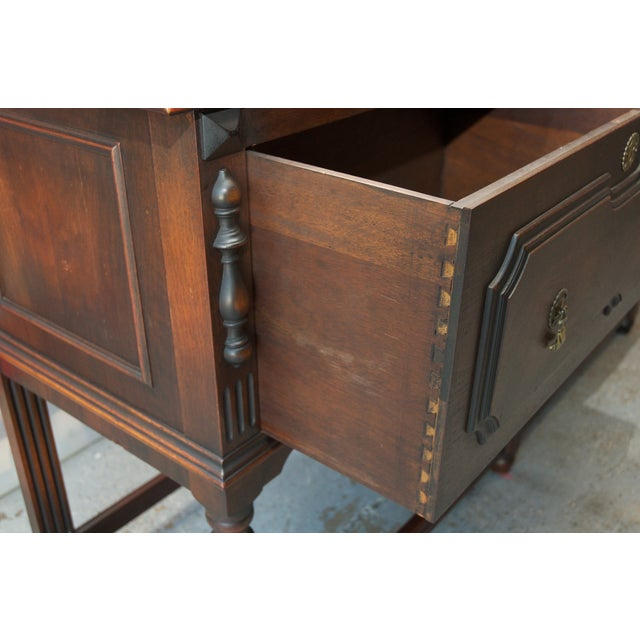 Paine Furniture Company Vintage Sideboard - Image 8 of 10