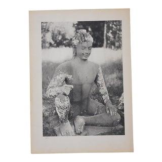 Vintage Heliogravure Photo By Fouquet-Verve-Paris-1939