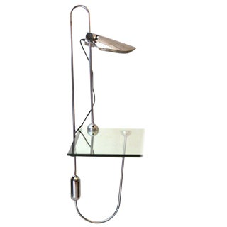 Counterbalance Desk Lamp Attributed to Gae Aulenti