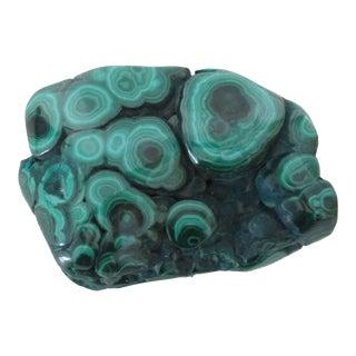 Green Malachite Stone Specimen