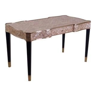 Henredon Shell-Top Desk