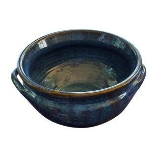 Saint Amand en Puisaye Les Bleus Bowl