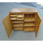 Image of Wooden Storage Cabinet