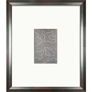 """Jean Arp """"Multiple Woman V"""" Woodcut Engraving, Limited Ed. 130"""