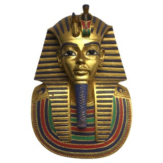 Tutankhamen Death Mask