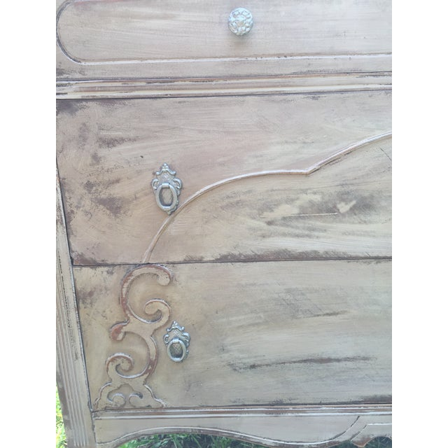 Image of Shabby Chic 3-Drawer Chest
