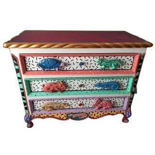 Santa Fe-Style Animal Dresser