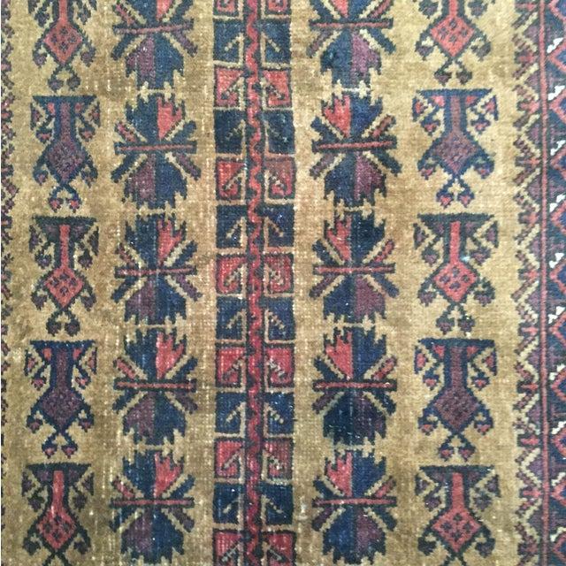Vintage Persian Rug - 3' x 5' - Image 6 of 8