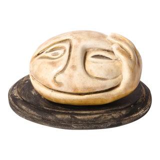 """""""Omg"""" Miniature Ceramic PIece"""