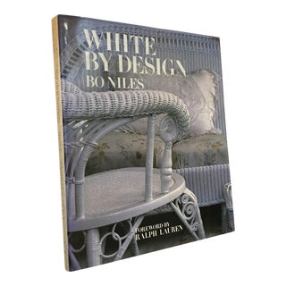 Bo Niles White By Design Book