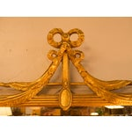 Image of French 19th Century 22kt Gold Gilt Mirror
