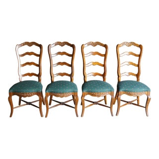 Century Furniture French Country Dining Chairs - Set of 4