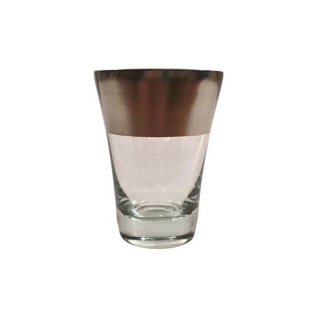Mid Century Modern Dorothy Thorpe Shot Glass - Image 1 of 5