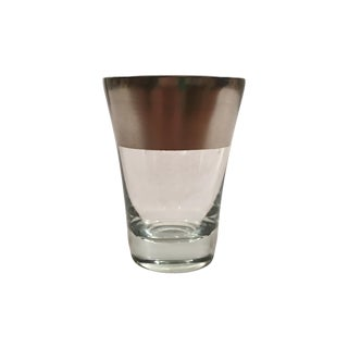 Mid Century Modern Dorothy Thorpe Shot Glass