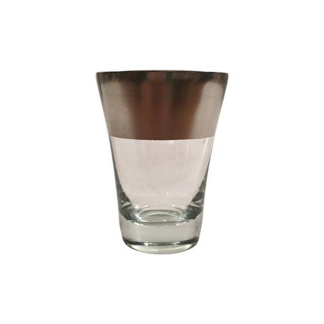 Image of Mid Century Modern Dorothy Thorpe Shot Glass