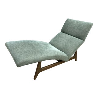 Mid Century Adrian Pearsall Style Chaise