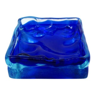 Luciano Gaspari Glass Bowl