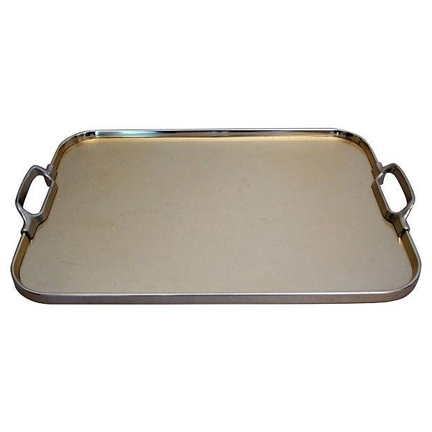 Image of 1950s Metal Drink Tray