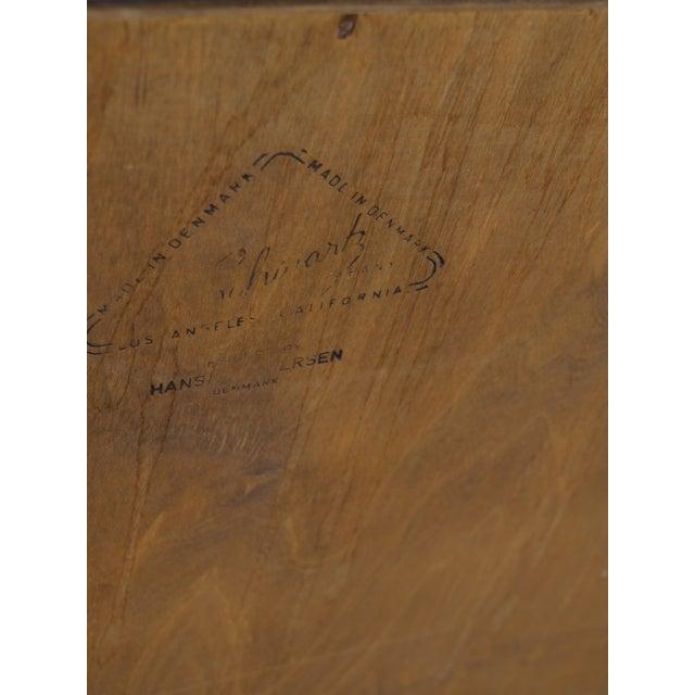 Hans C. Andersen Danish Modern Rosewood Credenza - Image 8 of 8