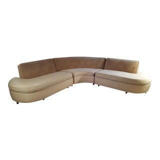 Elegant Mid Century Sofa