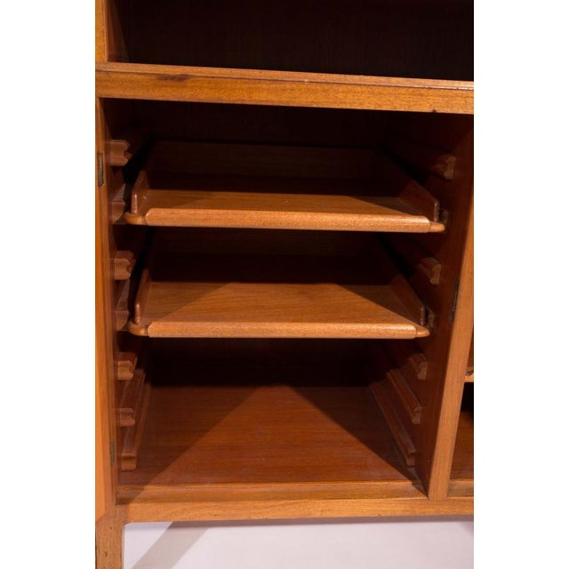 Mid-Century Swedish Bookcase Cabinets - A Pair - Image 9 of 9