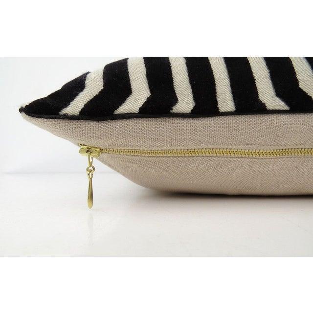 Image of Vanderbilt Black Velvet By Mary Mcdonald Pillow