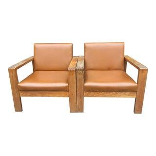 Club Chair - Tenon Joints