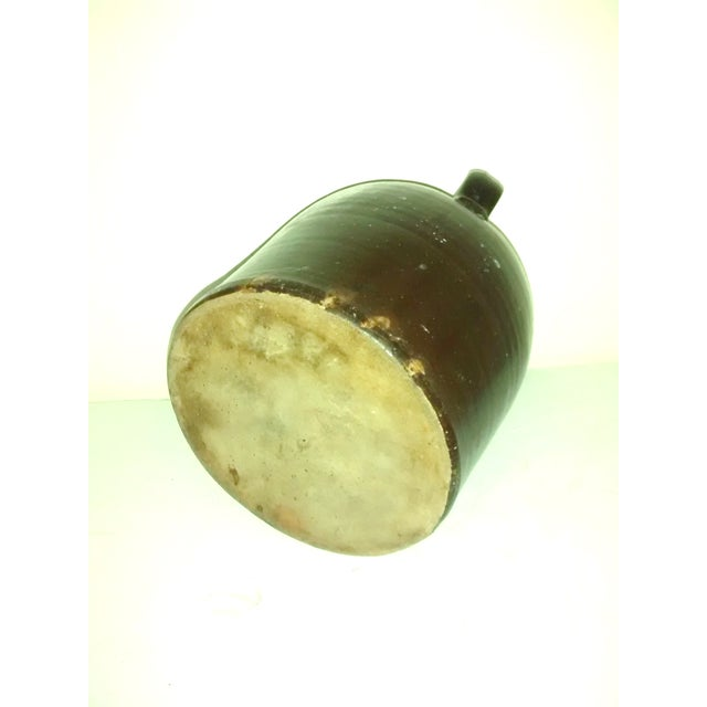 Image of Antique Copper Top Whiskey Jug
