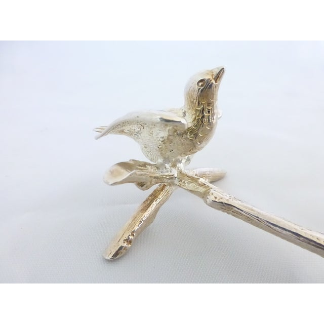 Figural Bird Knife Rests - A Pair - Image 6 of 6