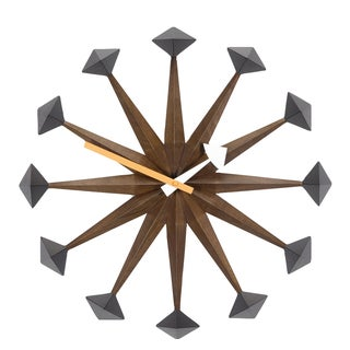 Vitra George Nelson Polygon Clock - Retail $755