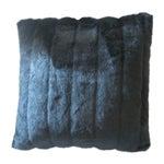 Image of Faux Mink Decorative Pillow