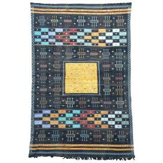Tangiers Moroccan Cactus Silk Rug - 9′ × 14′