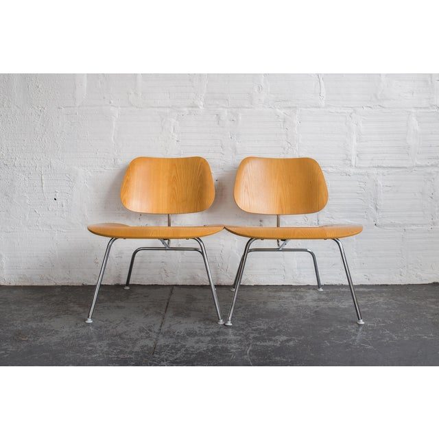 Eames Molded Plywood LCM Chair - Image 2 of 6