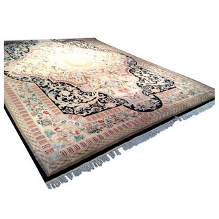 Pakistan Aubusson Oriental Rug - $7500 Value