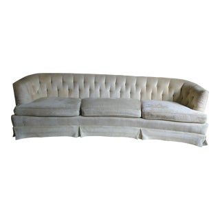 1970s Cream Henredon Sofa