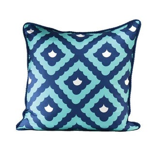 Turquoise Amalfi Pillowcase