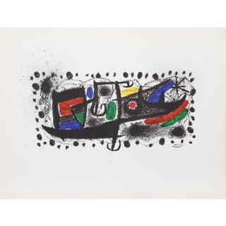 Joan Miro - Joan Miro Und Katalonien Lithograph