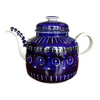 Ulla Procope Arabia Finland Valencia 6 Cup Teapot