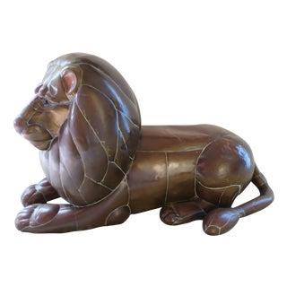 Bustamonte Lion Statue