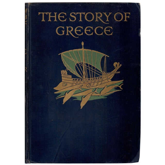 Image of 'The Story of Greece' Book by Mary MacGregor