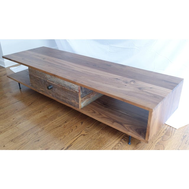 Anthropologie Mid-Century Modern Style Jaco Console - Image 4 of 8